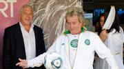 Rod Stewart w Łodzi: 48 piłek na finał Ligi Mistrzów
