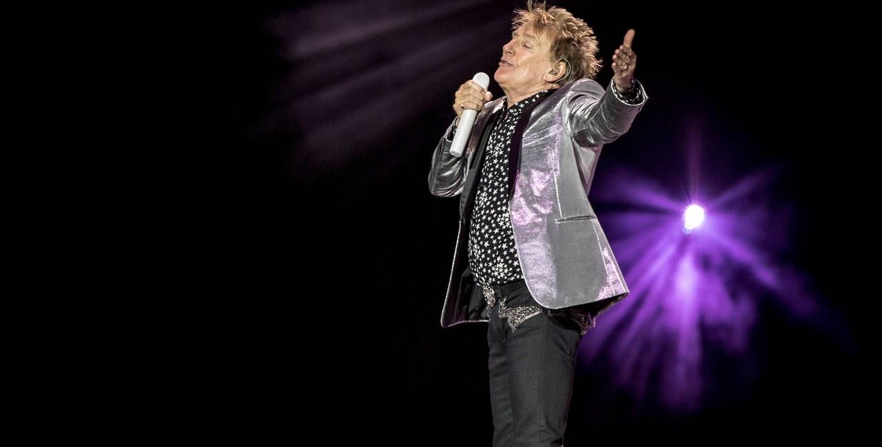 Rod Stewart zagra w Krakowie! Bilety już wkrótce w sprzedaży!