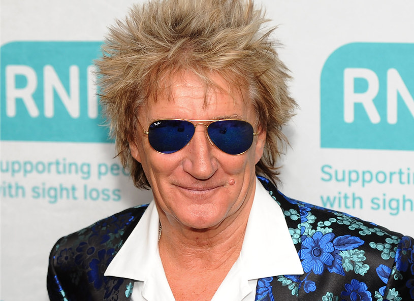 Rod Stewart /Getty Images
