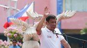 Rodrigo Duterte zaprzysiężony na prezydenta Filipin