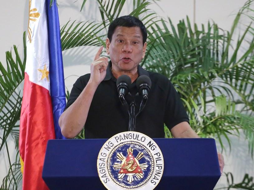 Rodrigo Duterte /AFP