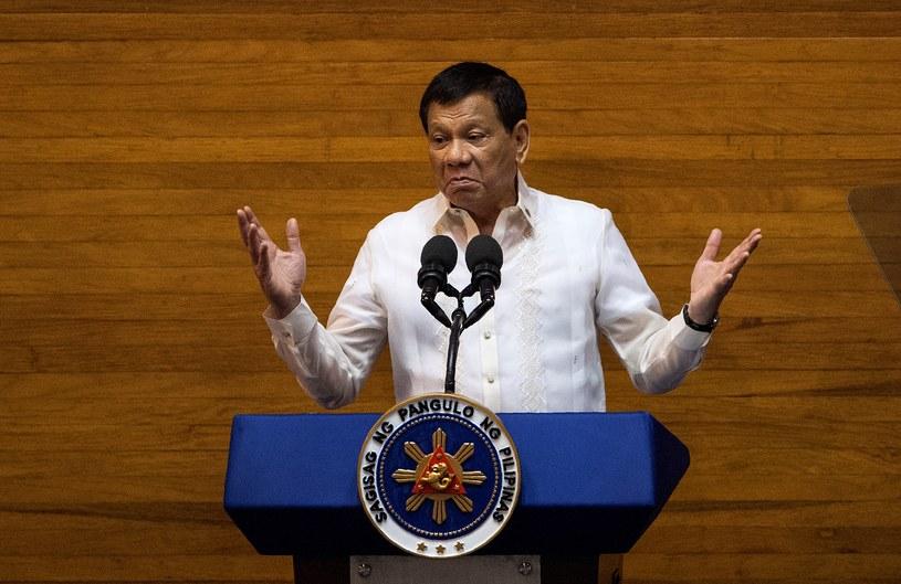 Rodrigo Duterte /NOEL CELIS /AFP