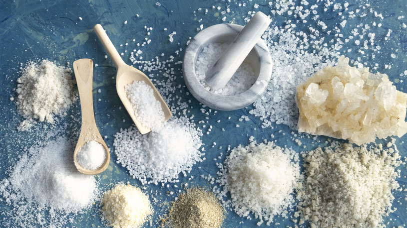 rodzaje soli /© Photogenica