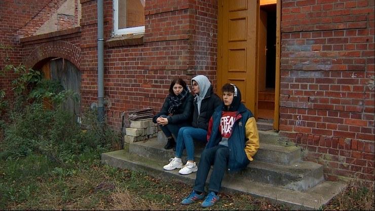 Rodzeństwo walczy o mieszkanie po rodzicach /Polsat News