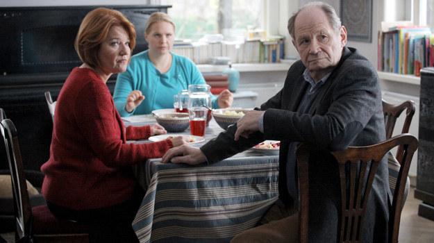 Rodzice Anki to tradycjonaliści. nie zaakceptują tego, że ich córka chce się rozwieść. /Polsat