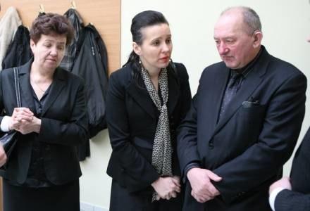 Rodzice i siostra K. Olewnika, fot. T. Radzik /Agencja SE/East News