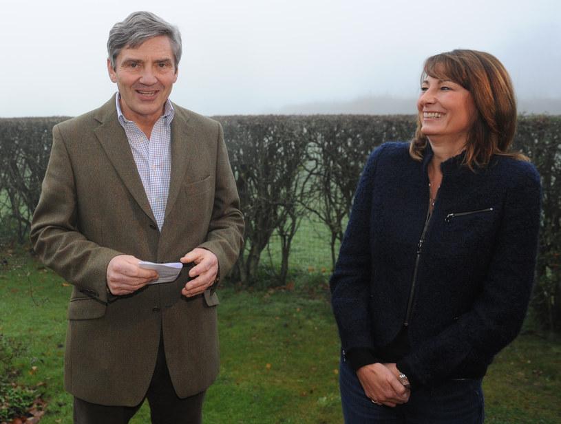 Rodzice Kate o planowanym ślubie dowiedzieli się w swojej posiadłości w Bucklebury  /Getty Images/Flash Press Media