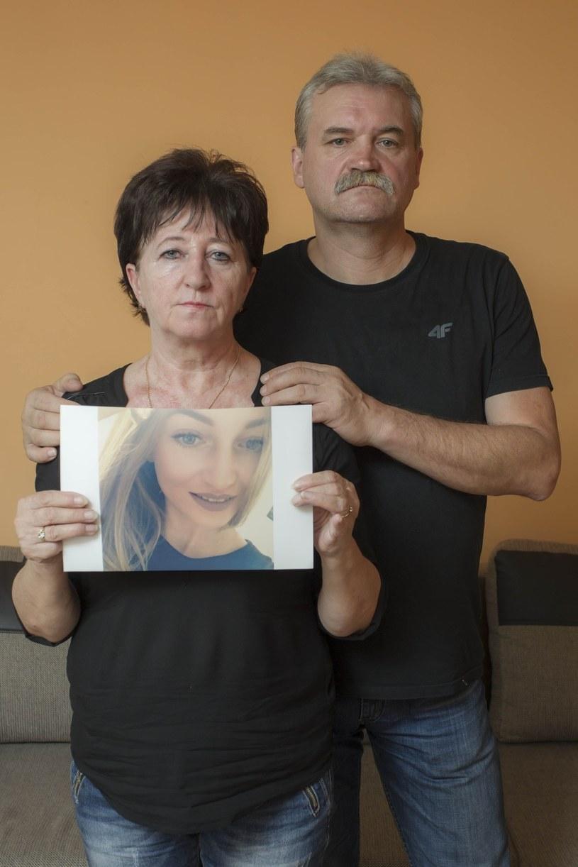 Rodzice Magdy Żuk /East News
