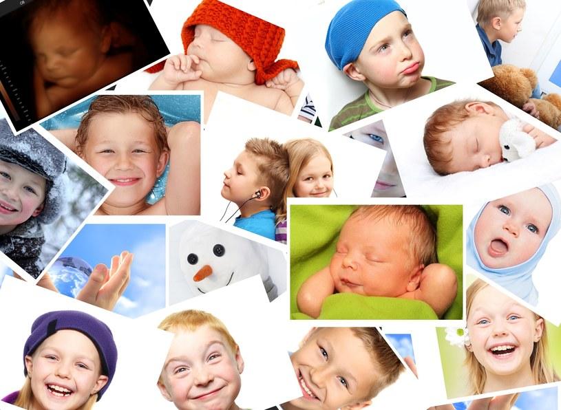 Rodzice najchętniej chwalą się malutkimi dziećmi /123RF/PICSEL