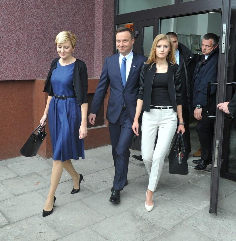 Rodzice są źli na Kingę? /Wojciech Stróżyk /Reporter