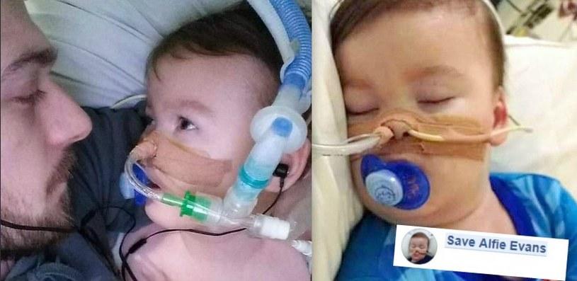 Rodzice walczą o życie syna/fot. facebook /archiwum prywatne