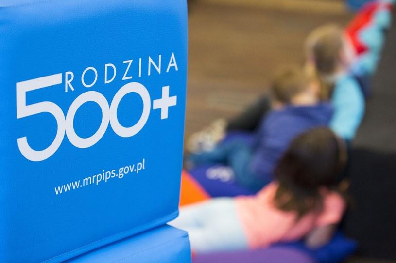 """""""Rodzina 500 plus"""" /Andrzej Hulimka  /Reporter"""
