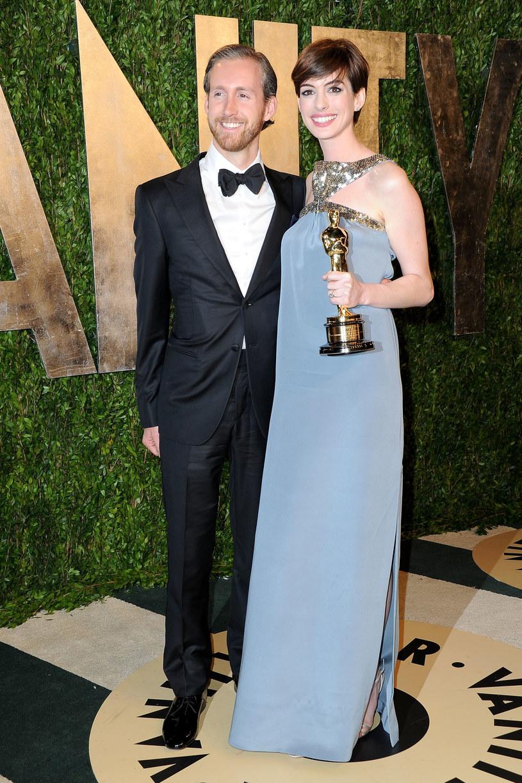 Rodzina Anne Hathaway wkrótce się powiększy! /Pascal Le Segretain /Getty Images