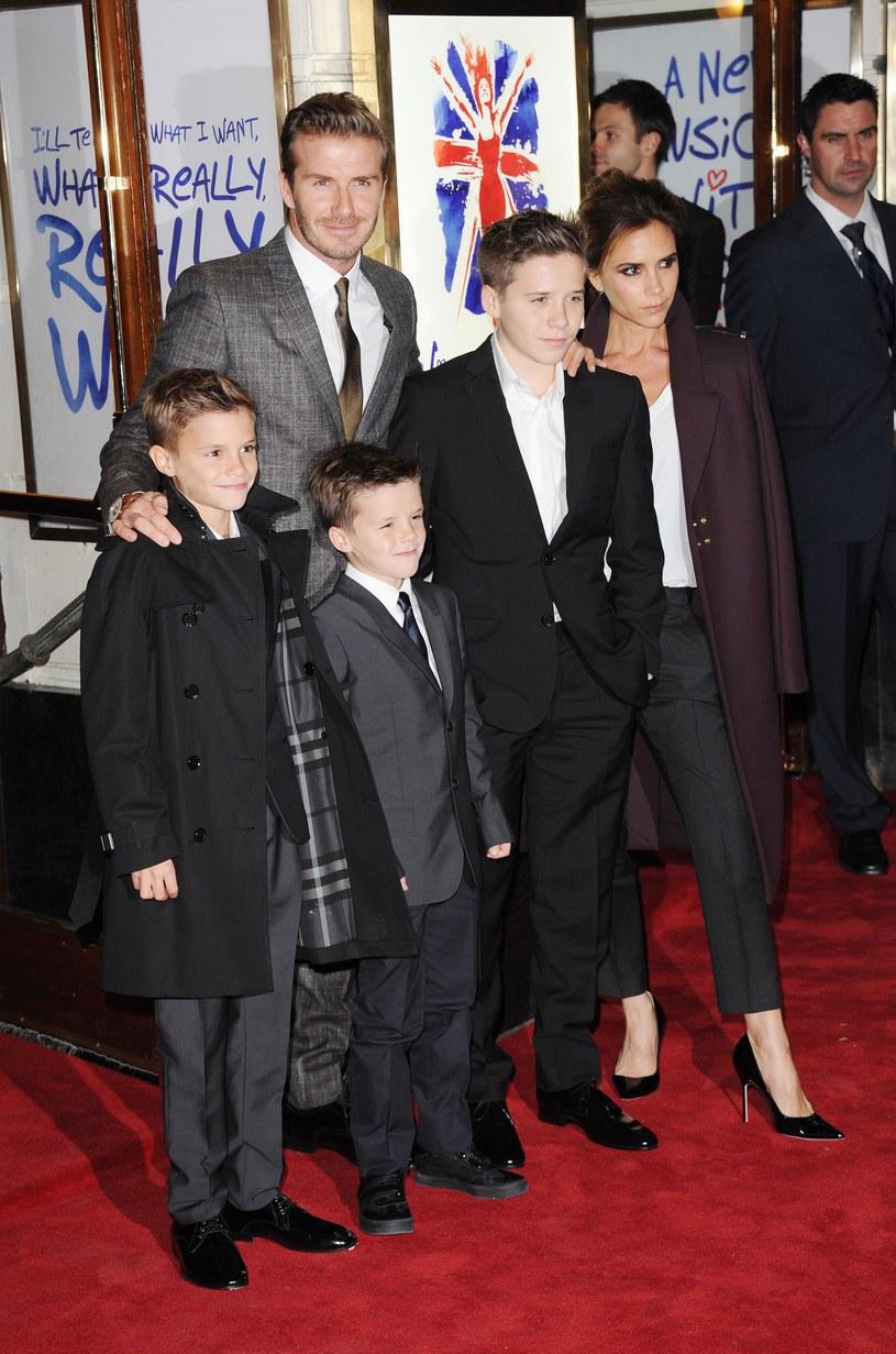 Rodzina Beckhamów /Stuart C. Wilson /Getty Images