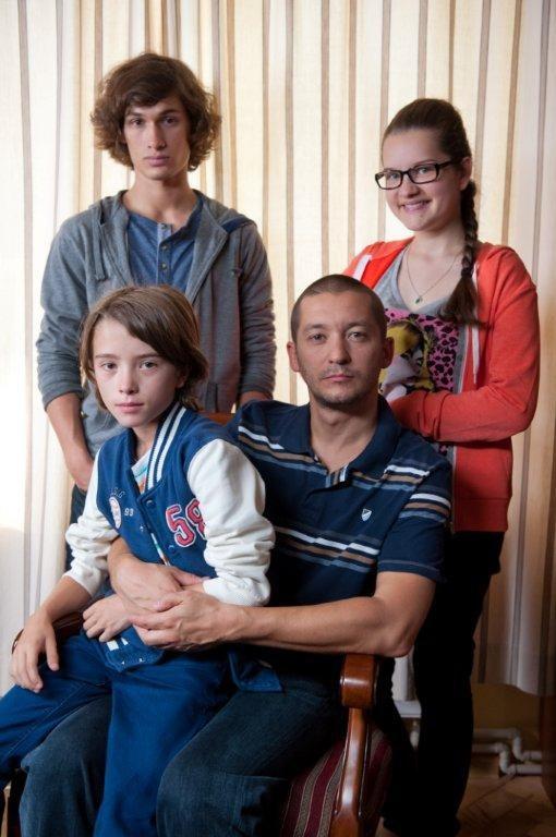Rodzina Bergów /materiały prasowe