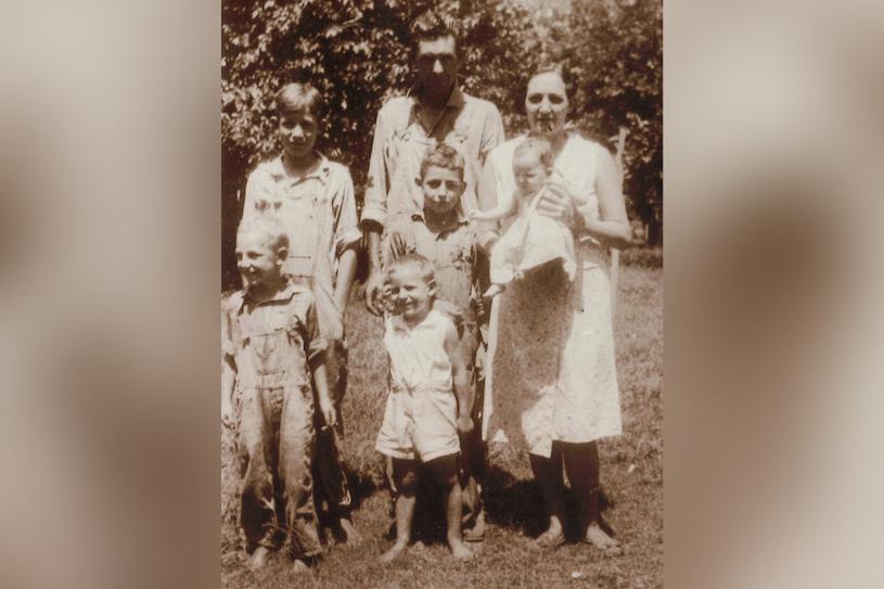 Rodzina Bogle w latach 30. /Fox Butterfield  /materiały prasowe
