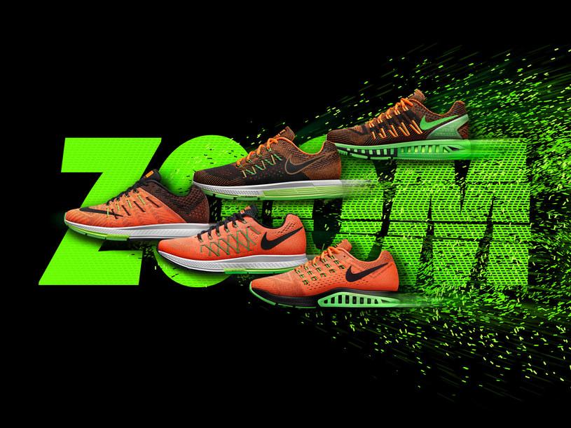 Rodzina butów Nike Zoom Air /materiały prasowe