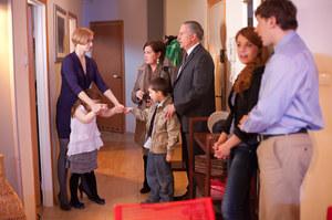 Rodzina dla Lubiczów zawsze była najważniejsza. /fot  /Agencja W. Impact