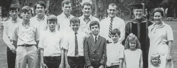 Rodzina Galvinów uchodziła za idealną... /YouTube