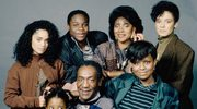 "Rodzina Huxtable z serialu ""The Bill Cosby Show"""