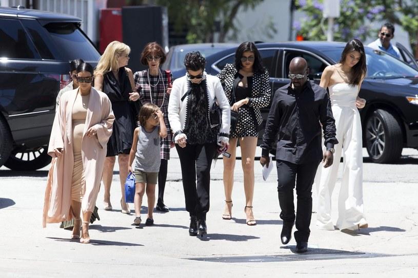 Rodzina Kardashianów /East News