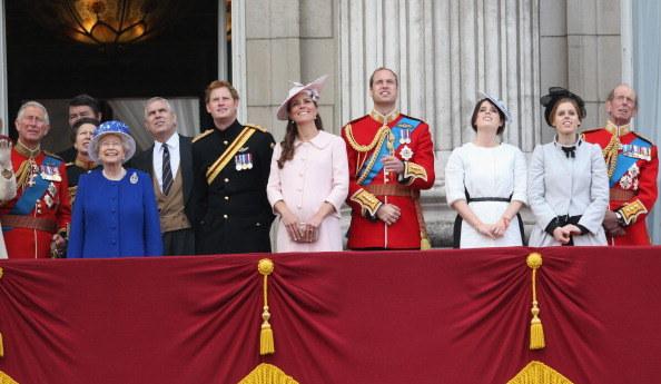 Rodzina królewska liczy na to, że Harry w końcu się ustatkuje /Chris Jackson /Getty Images