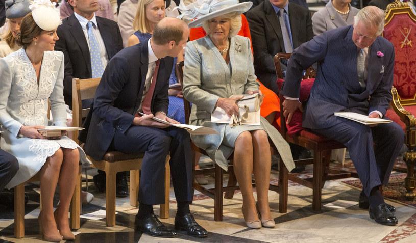 Rodzina królewska ma problem z Kamilą? /WPA Pool /Getty Images