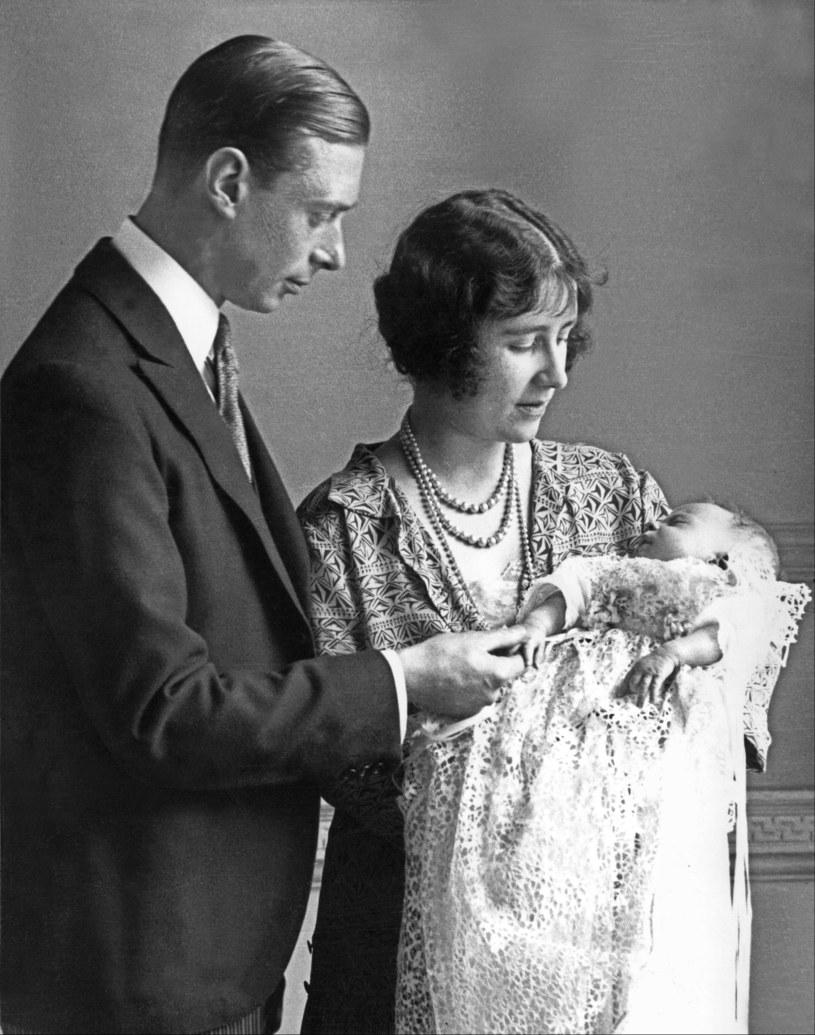 Rodzina królewska w 1926 roku /PA POOL / AFP  /AFP