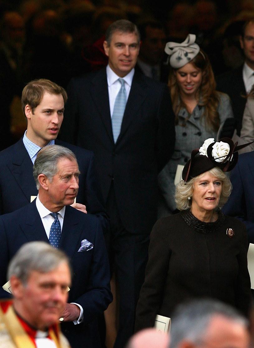 Rodzina królewska /Chris Jackson /Getty Images