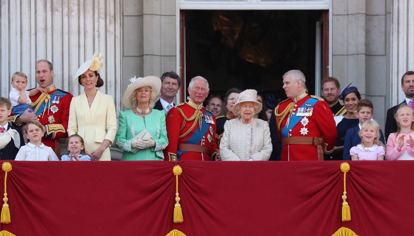 Rodzina królewska /Neil Mockford /Getty Images