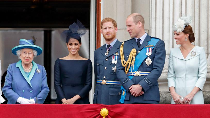Rodzina królewska /Max Mumby/Indigo /Getty Images