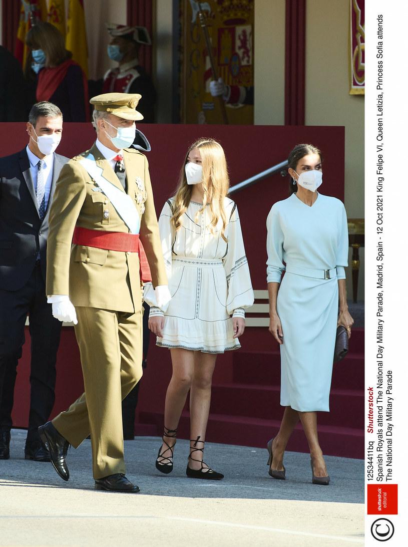 Rodzina królewska /shutterstock /East News