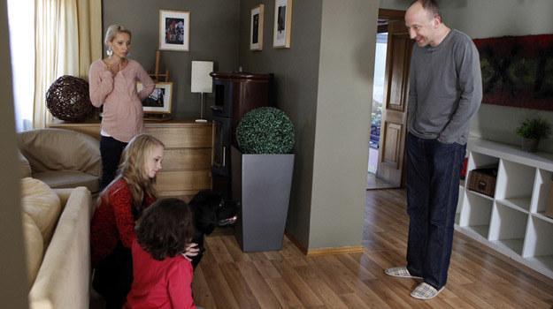 Rodzina Leszczyńskich stara się żyć możliwie jak najbardziej liberalnie / fot. Telus /AKPA