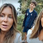 Rodzina Majdanów przeżyła chwile grozy w szwedzkich lasach