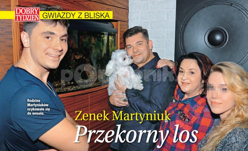 Zenon Martyniuk Bardzo Przeżywa Rozstanie Pomponikpl