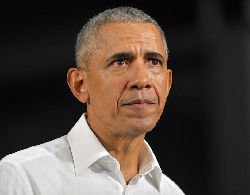 Rodzina Obamów ciężko przeżywa śmierć najlepszego przyjaciela /Rex Features /East News