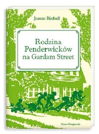 Rodzina Penderwicków na Gardam Street /Nasza Księgarnia