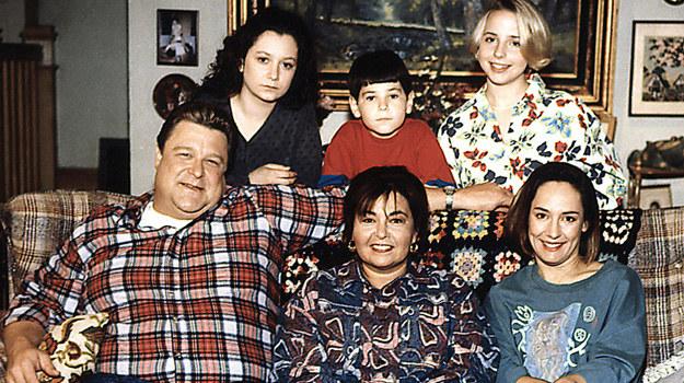 Rodzina Roseanne w komplecie /AKPA