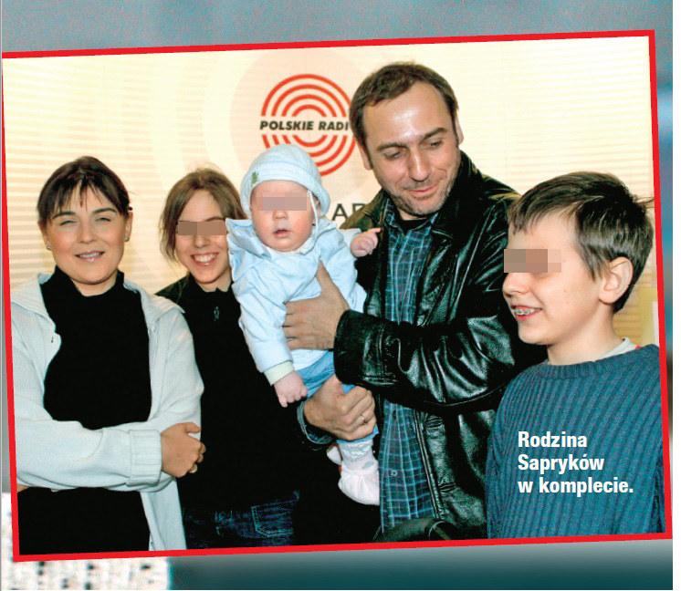 Rodzina Sapryków /- /Dobry Tydzień