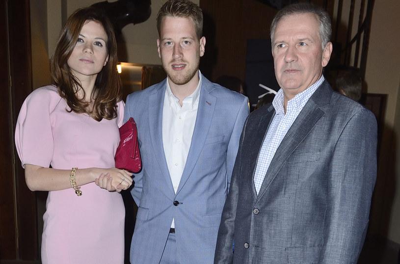 Rodzina Stockingerów /Jarosław Antoniak /MWMedia