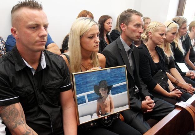 Rodzina tragicznie zmarłych chłopców /PAP