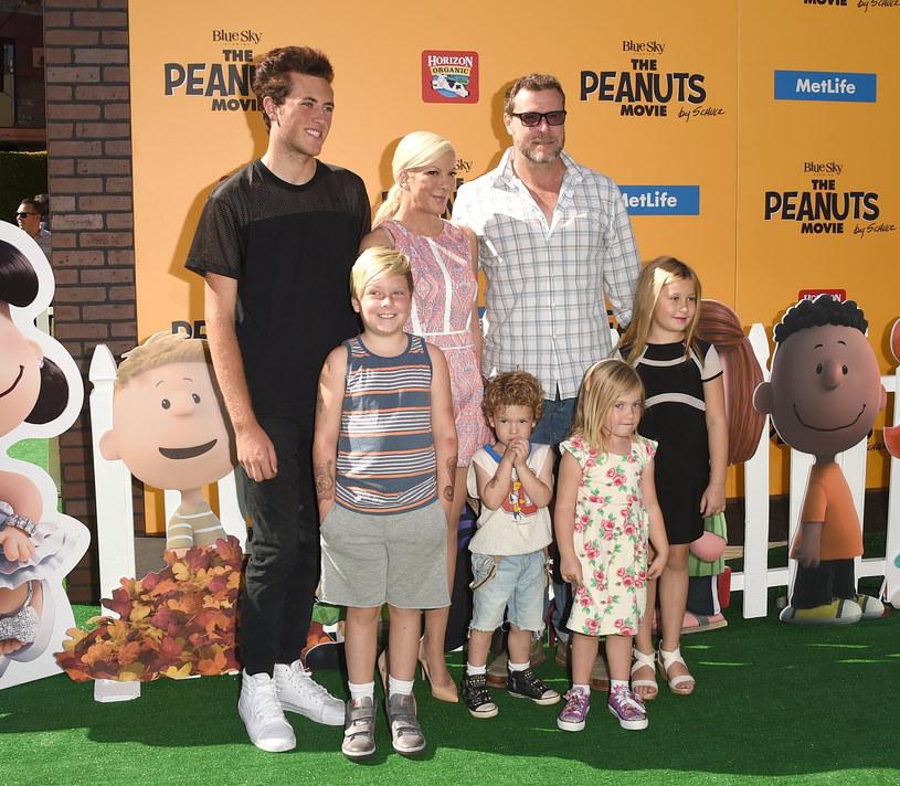 Rodzina w komplecie /Jason Merritt /Getty Images