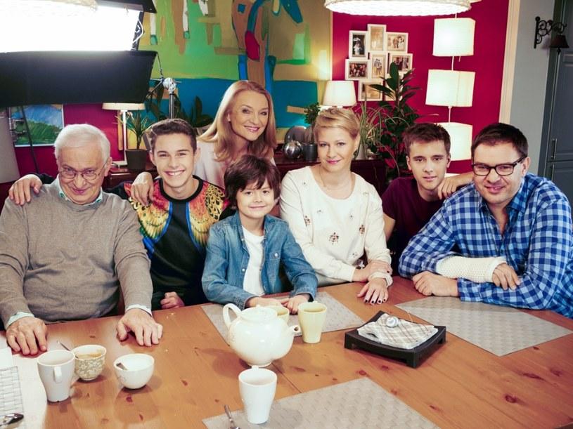 """""""rodzinka.pl"""" na planie 6. serii /TVP"""