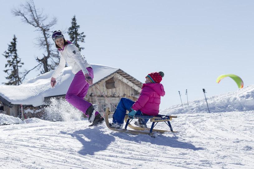 Rodzinne, zimowe atrakcje w Schladming /fot. Peter Burgstaller/© Österreich Werbung /&nbsp