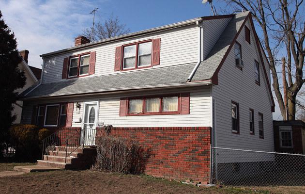 Rodzinny dom Whitney Houston w Newark /Getty Images/Flash Press Media