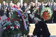 Rodziny ofiar katastrofy 10 kwietnia w Katyniu