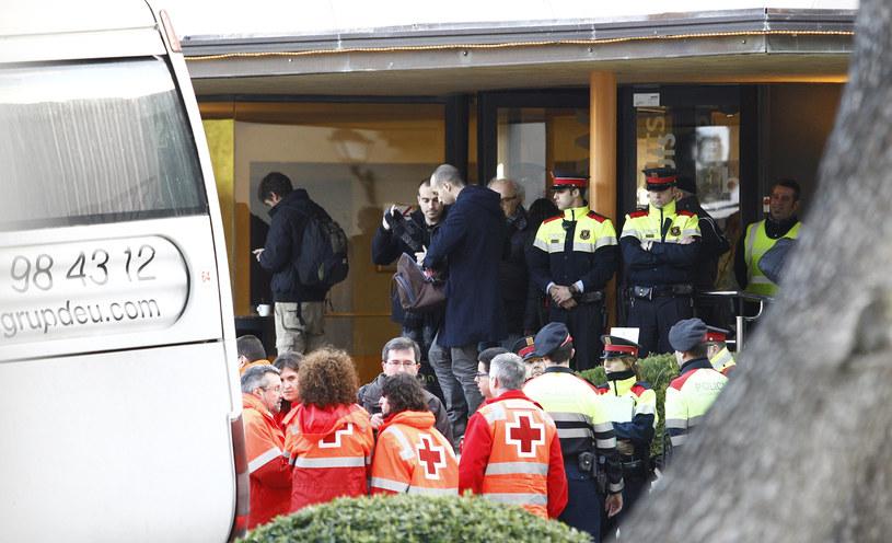 Rodziny ofiar katastrofy Airbusa A320 udają się w rejony, gdzie doszło do tragedii /AFP