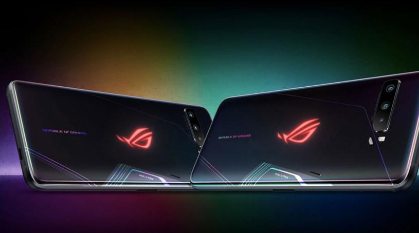 ROG Phone 3 Strix Edition /materiały prasowe