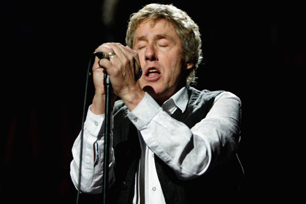 Roger Daltrey (The Who) fot. Jo Hale /Getty Images/Flash Press Media