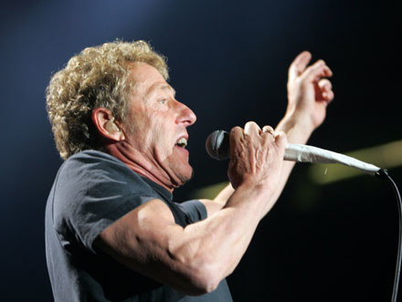 Roger Daltrey (The Who) /arch. AFP